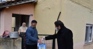YAKAKENT BELEDİYESİ KALPLERE DOKUNUYOR