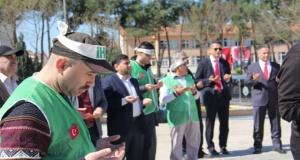 BAFRA İHH DERNEĞİ'NDEN ÇANAKKALE'DEN YEMEN'E