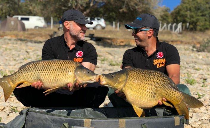 ASOF Türkiye 2021 Sportif Sazan Balığı Tutma Yarışması Bolu'da yapılacak