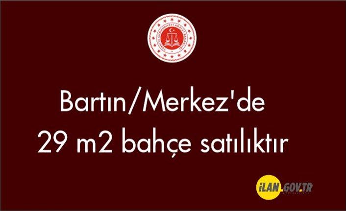 Bartın/Merkez'de 29 m² bahçe mahkemeden satılıktır