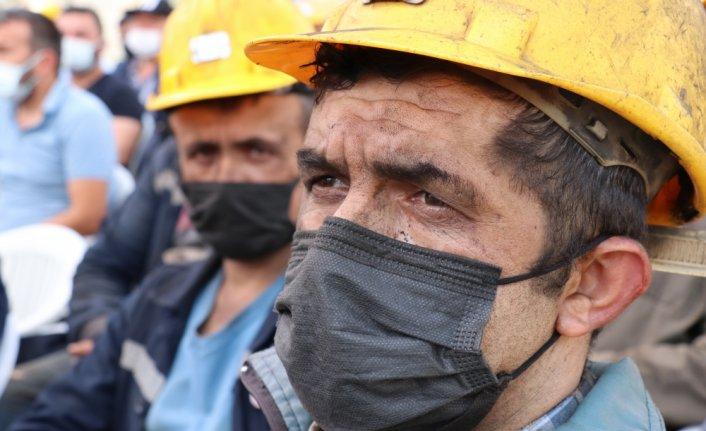 Bolu'da maden işçilerine iş sağlığı ve güvenliği tiyatroyla anlatıldı
