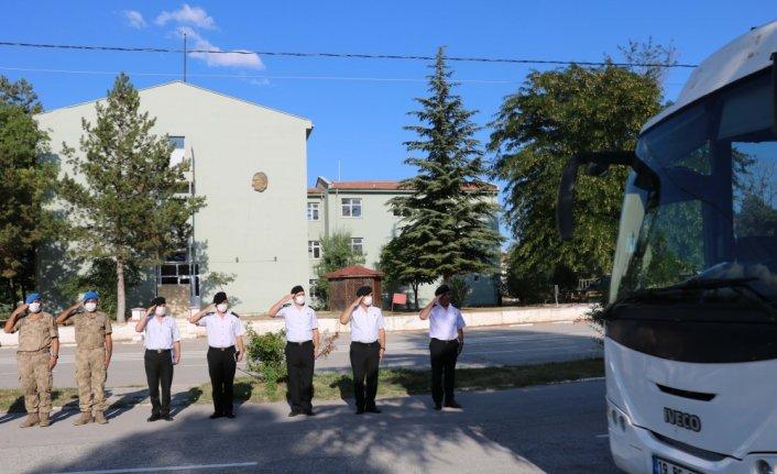 Çorum'dan sel felaketinin yaşandığı Sinop'un Türkeli ilçesindeki çalışmalara