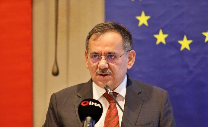 Samsun'da İklim Değişikliğine Uyum Stratejisi ve Eylem Planı İstişare Toplantısı düzenlendi
