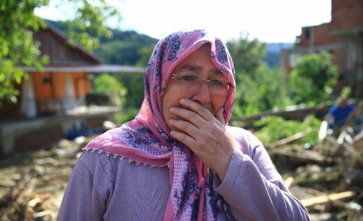 Selden kurtulan Ayşe Başol, korku dolu anları gözyaşlarıyla anlattı: