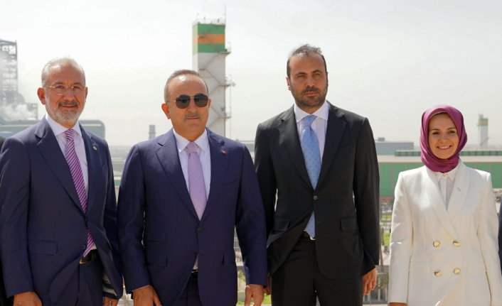 Tosyalı Holding Cezayir'de
