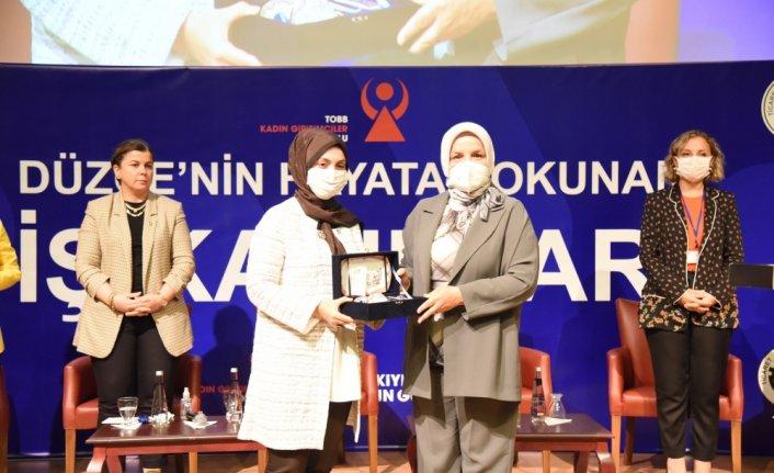 AK Parti Genel Merkez Kadın Kolları Başkanı Keşir,