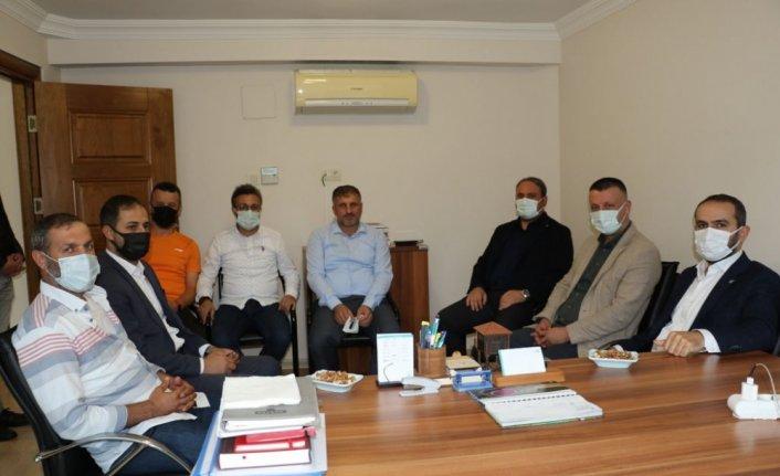 AK Parti Rize İl Başkanı İshak Alim, Cumhurbaşkanı Erdoğan'ın Rize ziyaretini değerlendirdi