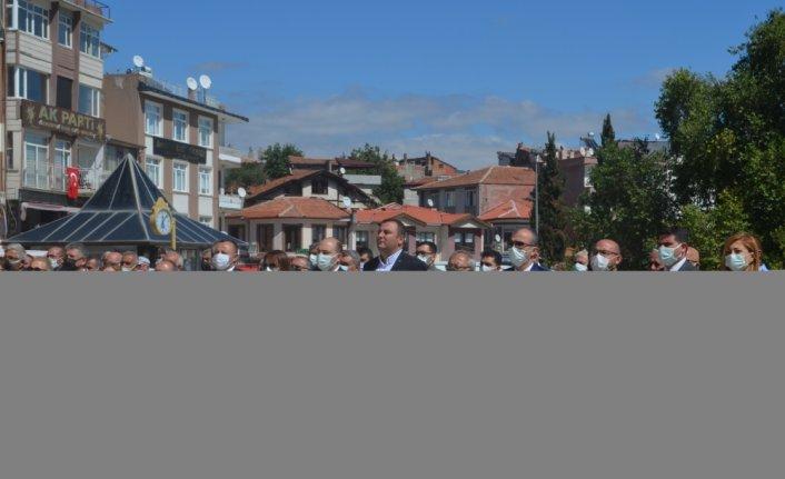 Amasya'da CHP'nin kuruluşunun 98. yılı kutlandı