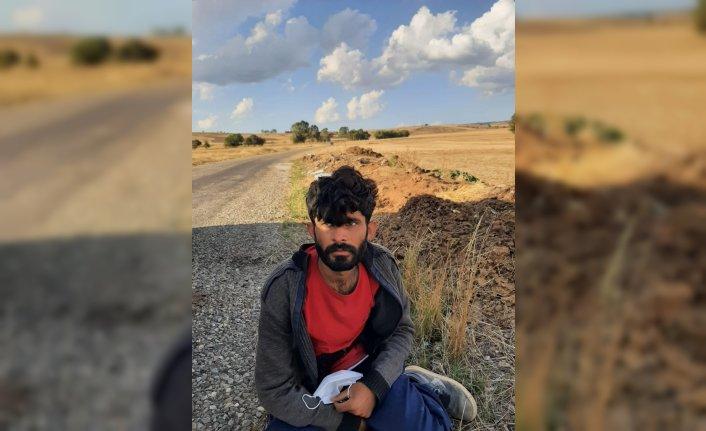 Bolu'da 14 düzensiz göçmen yakalandı