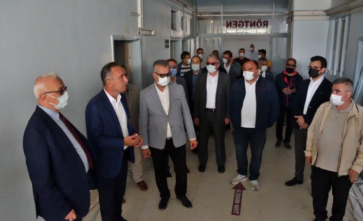Çorum'a 120 milyon lira bütçeli, 180 yataklı devlet hastanesi inşa edilecek