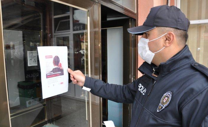 Gümüşhacıköy polisi vatandaşı dolandırıcılara karşı uyardı