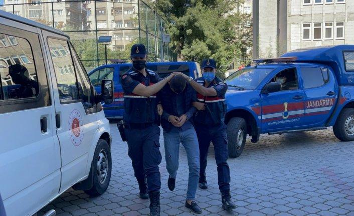 GÜNCELLEME - Samsun'daki arazi cinayetinin şüphelilerinden 2'si tutuklandı