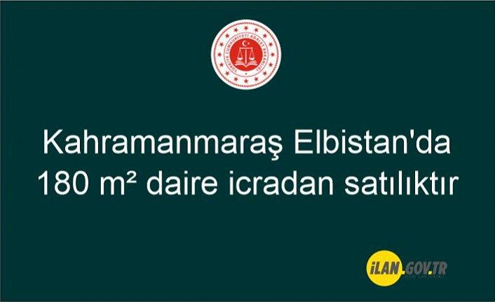 Kahramanmaraş Elbistan'da 180 m² daire icradan satılıktır