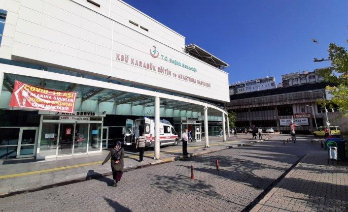Karabük'te demir çelik fabrikasındaki iş kazasında bir işçi yaralandı