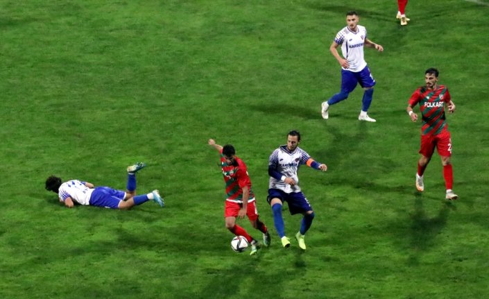 Karşıyaka, Ziraat Türkiye Kupası'nda üst tura yükseldi