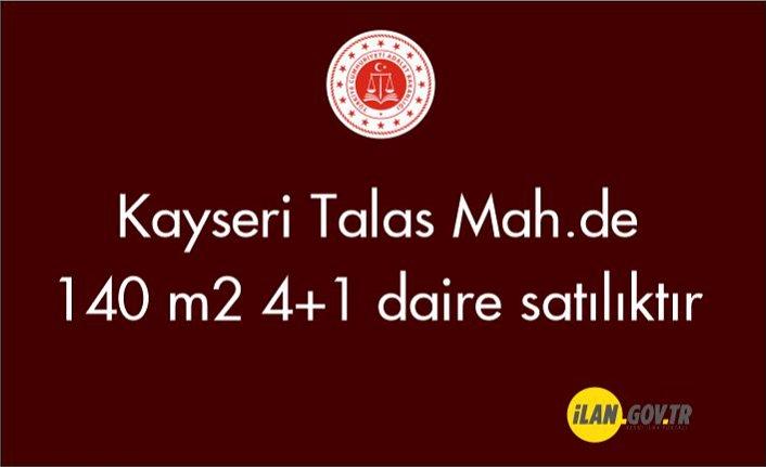 Kayseri Talas Mah.de 140 m² 4+1 daire icradan satılıktır