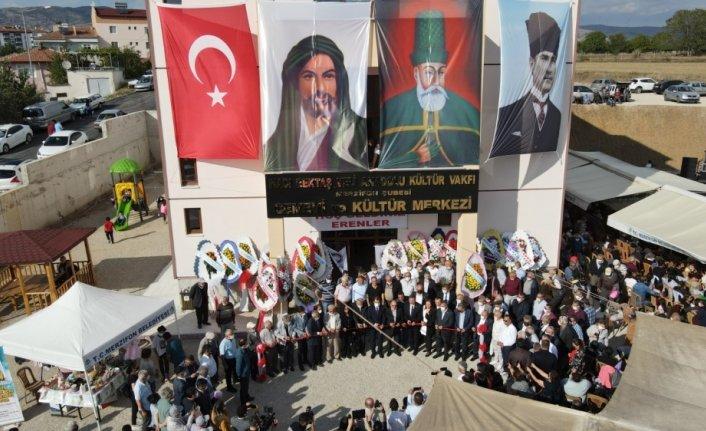 Merzifon Cemevi ve Kültür Merkezi açılışı yapıldı
