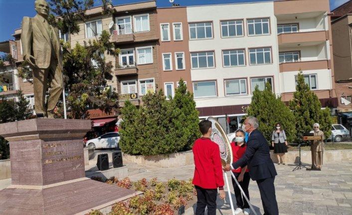 Merzifon'da İlköğretim Haftası kutlandı