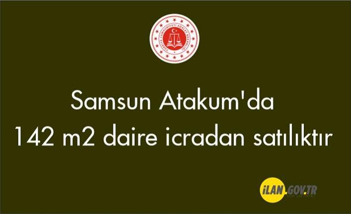 Samsun Atakum'da 142 m2 daire icradan satılıktır