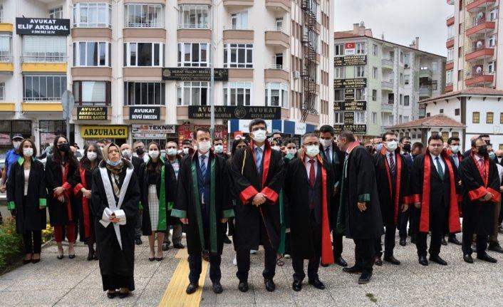 Samsun, Çorum ve Tokat'ta yeni adli yıl açılış törenleri düzenlendi