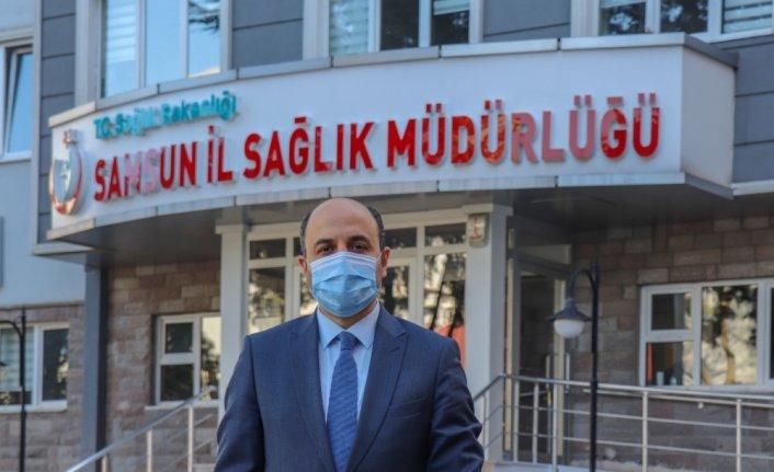 Samsun Sağlık Müdürü Oruç aşının önemine dikkati çekti: