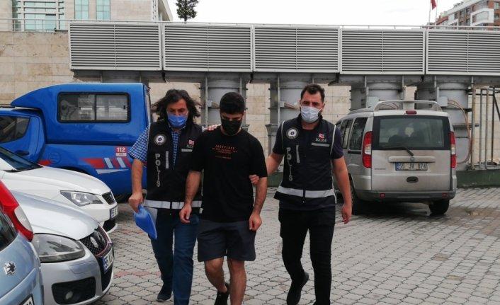 Samsun'da Irak uyruklu şüpheli sahte 4 bin dolarla yakalandı