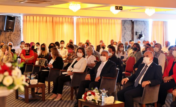 Samsun'da Kadın Şoförler Akademisi tanıtım toplantısı yapıldı