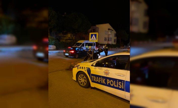Samsun'daki özel denetimde 211 araç sürücüsüne ceza yazıldı