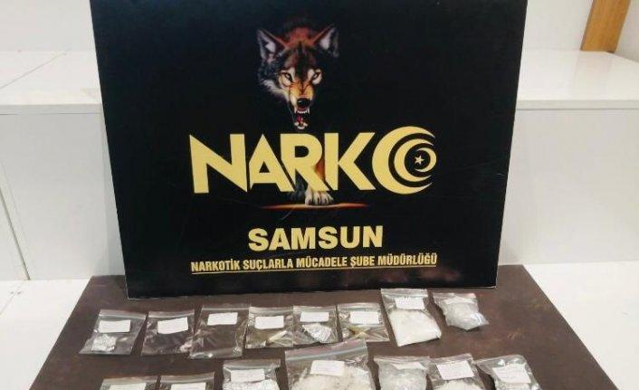 Samsun'daki uyuşturucu operasyonlarında 3 şüpheli yakalandı