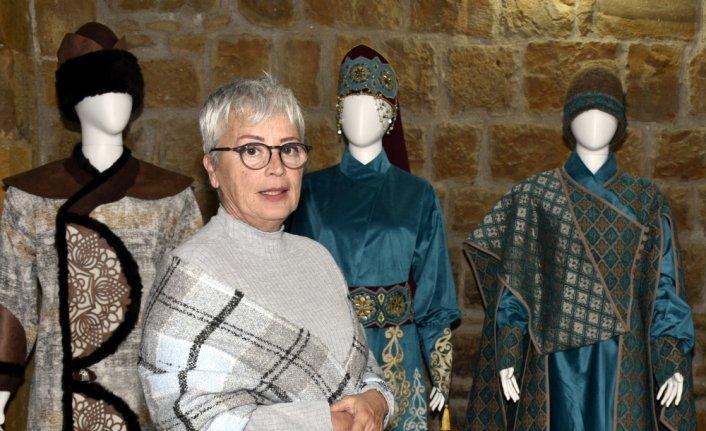 Selçuklu ve Danişmendlileri yansıtan eserlerden oluşan sergi Karadeniz turnesinde