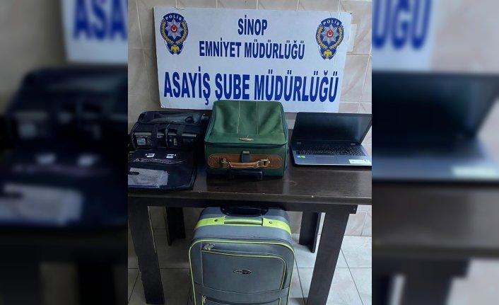 Sinop'ta solunum cihazı hırsızlığı yaptığı iddia edilen kişi tutuklandı
