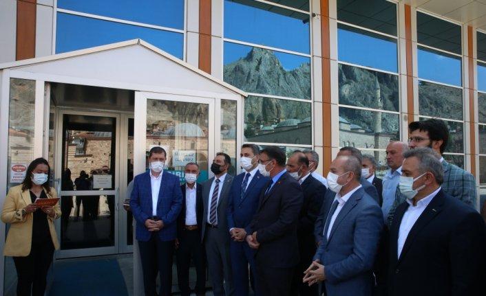 Tokat'ta hat sergisi açıldı