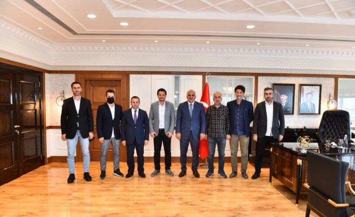 TSYD Trabzon Şubesinden ziyaretler
