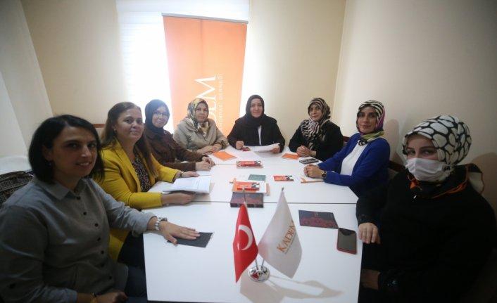 KADEM Düzce 4 yeni projeyle kadınların hayatına dokunuyor