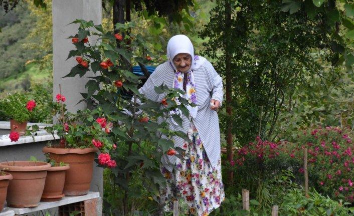 Kalp kapağı 94 yaşında değişen Zehra nine