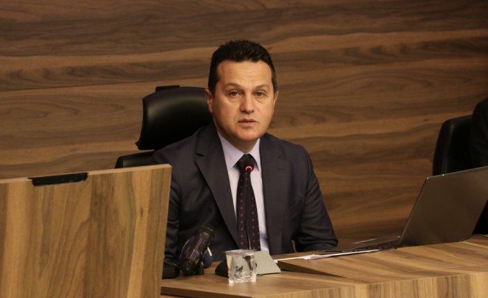 Kastamonu Üniversitesi Rektörü Prof. Dr. Topal üniversitedeki Kovid-19'a ilişkin son durumu açıkladı:
