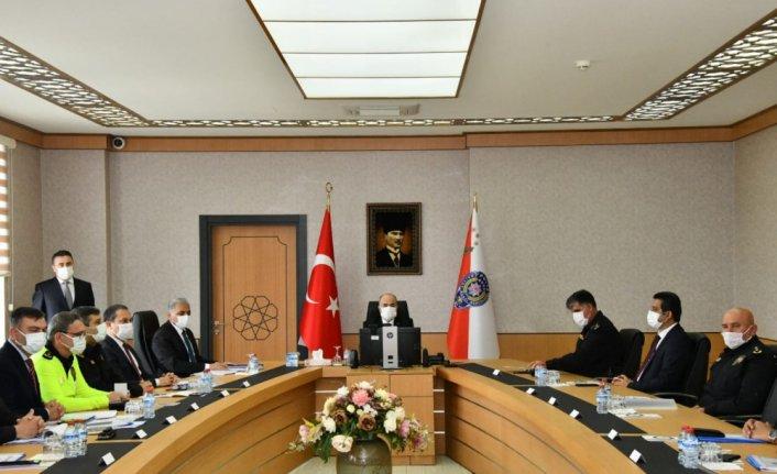 Samsun'da yılın ilk 9 ayında 6 bin 308 aranan şahıs yakalandı