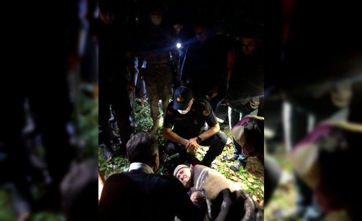 Zonguldak'ta kaybolan yaşlı adam fındık bahçesinde bulundu