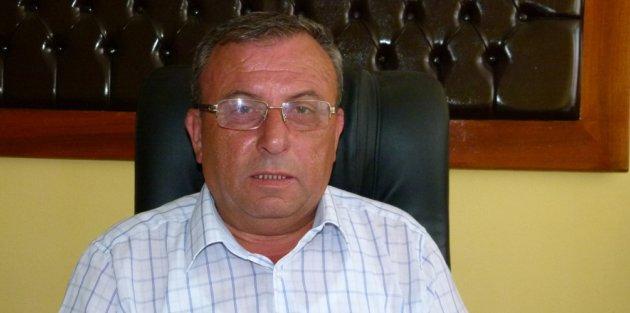 """CHP Bafra ilçe Başkanı Nihat Oktay,""""Bafra Çiftçisi Kan Ağlıyor"""""""