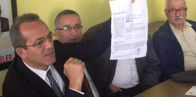 Samsun'da CHP Fırtınası