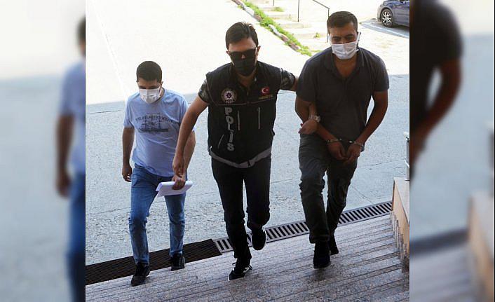 Amasya'da düzenlenen uyuşturucu operasyonunda bir kişi tutuklandı