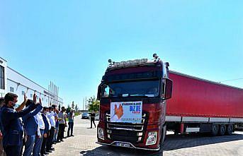 Sel bölgesi Kastamonu'ya 2 tır yardım gönderen MÜSİAD'ın Diyarbakır Şube Başkanı Bozkuş'tan kardeşlik vurgusu: