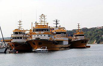 Sinop Abalı Su Ürünleri Kooperatifi Başkanı Tuncer, balıkçıları denizdeki tomruklara karşı uyardı