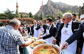 Ahilik Haftası, Amasya'da kutlandı