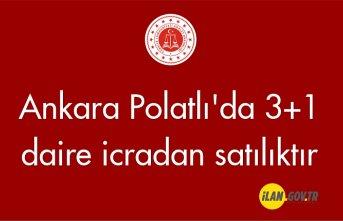 Ankara Polatlı'da 3+1 daire icradan satılıktır