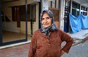 Bozkurt'ta bir kadının