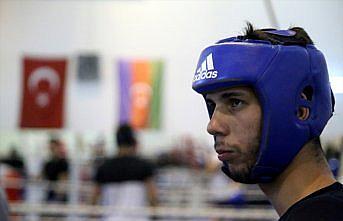 Genç Erkekler Boks Milli Takımı, Avrupa Şampiyonası'na Kastamonu'da hazırlanıyor