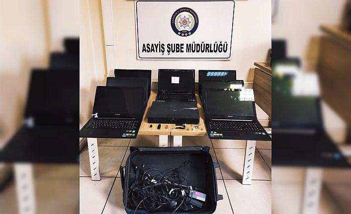 Karabük'te anaokulundan hırsızlık yaptığı iddia edilen 2 zanlı tutuklandı