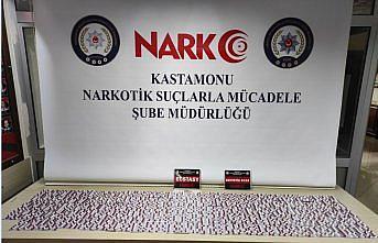 Kastamonu'da uyuşturucu operasyonunda yakalanan 3 kişi tutuklandı