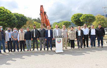 Tosya Belediye Başkanı Kavaklıgil, taşkın koruma çalışmalarını anlattı